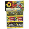 Assorted Snakes (6 pack) Black Cat