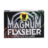 Magnum Flasher Black Cat