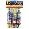 Party Poppers (6 pack) Black Cat